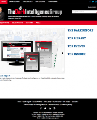 The Dark Intelligence Group